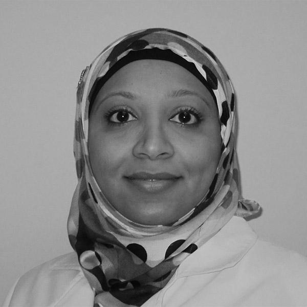 Dr. Hamida Okera